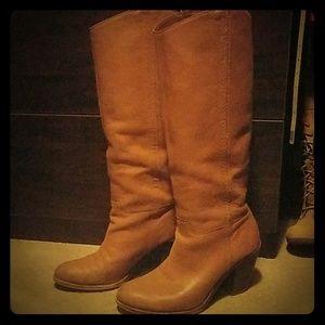 Lucky knee high boots